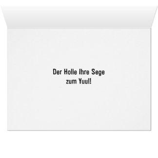 Urglaawe Yuul Karte:: Yuul Baum (DEI) Karte