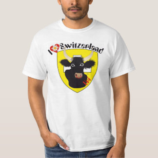 Uri - - Suisse de Suisse - Svizzera - Svizra T-shirt