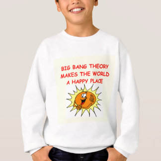 Urknalltheorie Sweatshirt