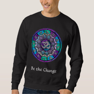 UROCK Unabhängigkeits-Mandala ~ BTC Sweatshirt