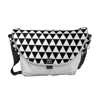 Urokko japanische Muster-Bote-Tasche Kuriertasche