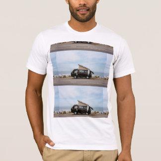 Ursprung VanLife seewärts gerichtet T-Shirt