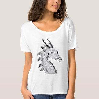 Ursprüngliche Drache-Kunst T-Shirt