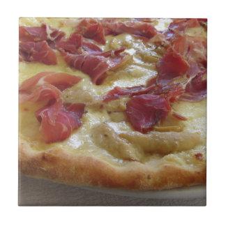 Ursprüngliche italienische Pizza Kleine Quadratische Fliese