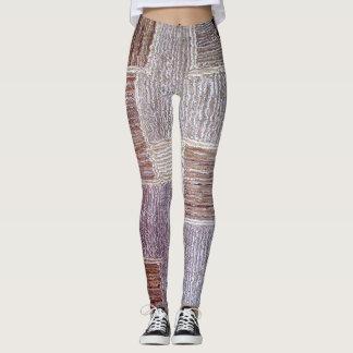 Ursprüngliche lederne leggings