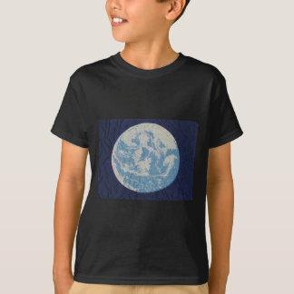 Ursprüngliche Tag der Erde-Flagge T-Shirt