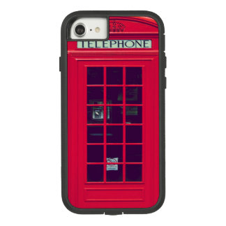 Ursprünglicher britischer Telefonkasten Case-Mate Tough Extreme iPhone 7 Hülle 1