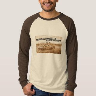 Ursprüngliches Freistil-Kanu-Tanzen T-Shirt
