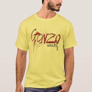 Ursprüngliches Gonzo wöchentliches Shirt YER