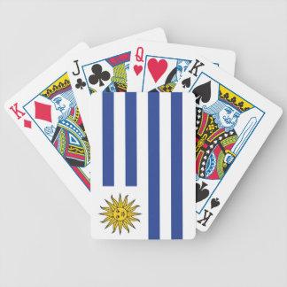 Uruguay Bicycle Spielkarten