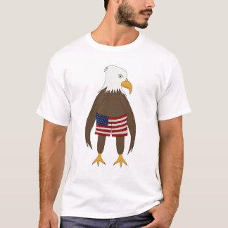 US Flagge-Adler T-Shirt