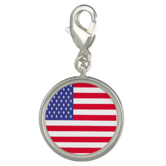 US-Flagge Charms