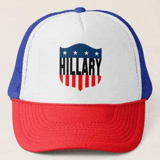US Flagge Hillary Clinton Truckerkappe