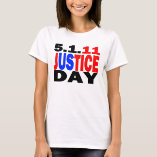 US-GERECHTIGKEITS-TAG 5/1/2011 - bin Laden tot T-Shirt