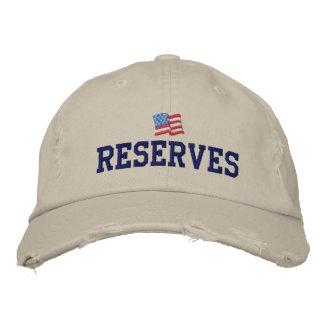 US-Reserven stickten Hut