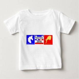 US-Wahl-Kleid 2016 Baby T-shirt