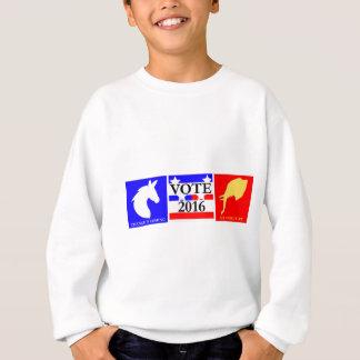 US-Wahl-Kleid 2016 Sweatshirt