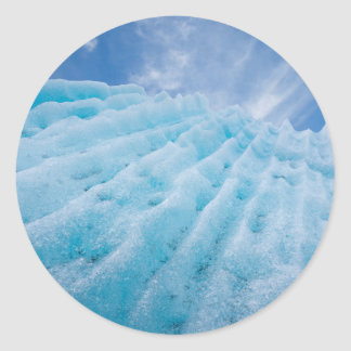 USA, Alaska, Nationalpark 4 Glacier Bays Runder Aufkleber
