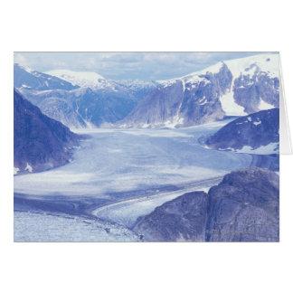 USA, Alaska, Wrangell-St. Elias NP, Leconte Karte