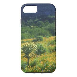 USA, Arizona, Orgelpfeife-Kaktus-Staatsangehöriger iPhone 8/7 Hülle