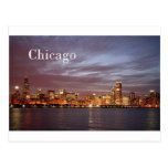 USA Chicago St.K) Postkarte