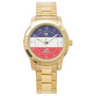 USA-Designer-Uhr Uhr