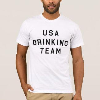 USA, die Team trinken T-Shirt
