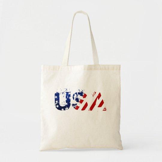 USA-Einkaufstüte Budget Stoffbeutel
