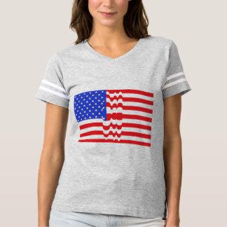 USA-Flagge-Amerika-Politik CricketDiane T-shirt