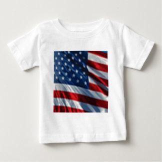 USA-Flagge Baby T-shirt