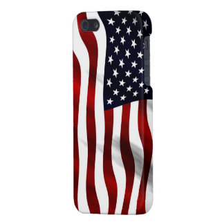 USA-Flagge iPhone 5 Cover
