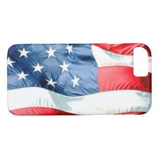 USA-Flagge iPhone 8/7 Hülle