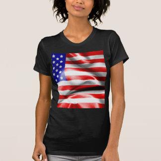 USA-Flagge Hemd