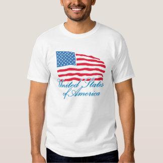 USA-Flagge Tshirt
