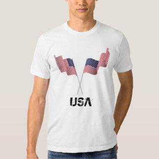 USA-Flaggen Hemden