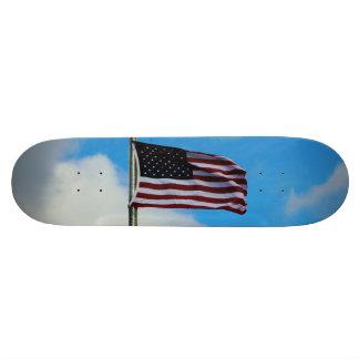 USA-Flaggen-Skateboard Personalisierte Skateboards