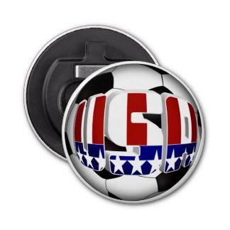USA-Fußball Flaschenöffner