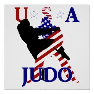 USA-Judo Poster