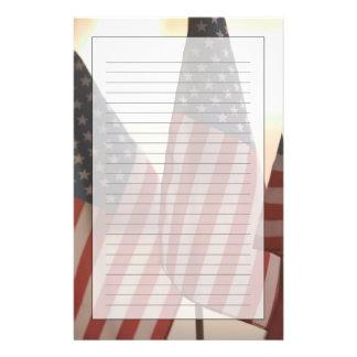 USA, Kalifornien, Goldland, Amador-Stadt: Briefpapier