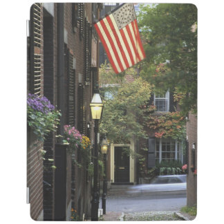 USA, Massachusetts, Boston, Leuchtfeuer-Hügel iPad Hülle
