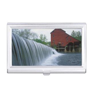 USA, Missouri, Ozark County, Rockbridge Mühle Visitenkarten Etui