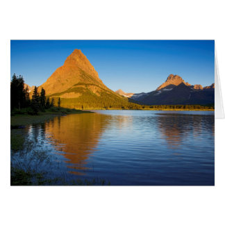 USA, Montana, Glacier Nationalpark 2 Karte