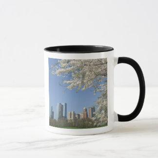 USA, New York, New York City, Manhattan: 4 Tasse