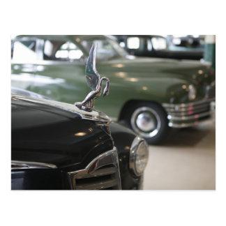 USA, Ohio, Dayton: Amerikas Packard Museum Postkarte
