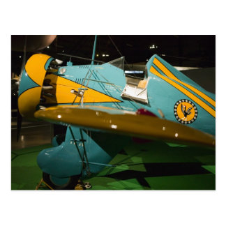 USA, Ohio, Dayton: US-Luftwaffe Museum und 2 Postkarte