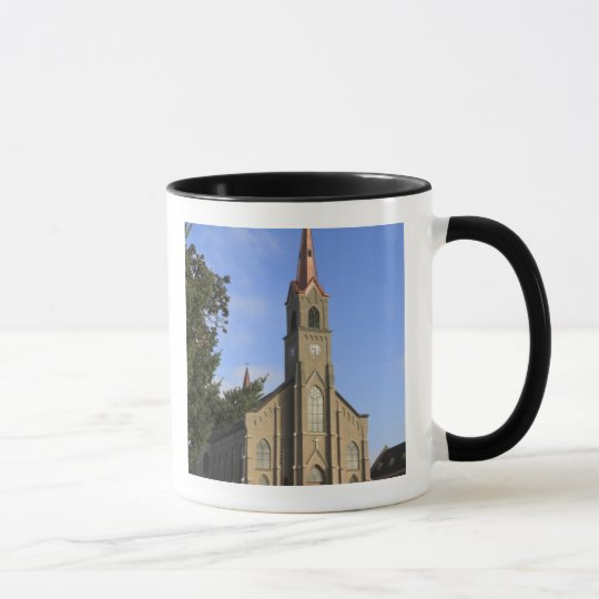 USA, Oregon, Mt.-Engel, St Mary Tasse