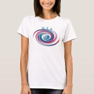 USA-Rotation Hanes T-Shirt