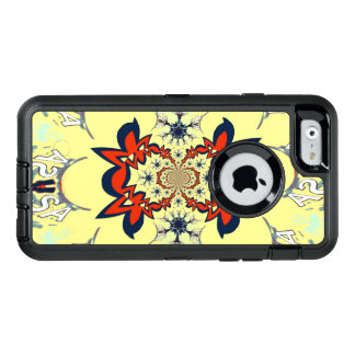 USA-Sahnemusterentwurf OtterBox iPhone 6/6s Hülle