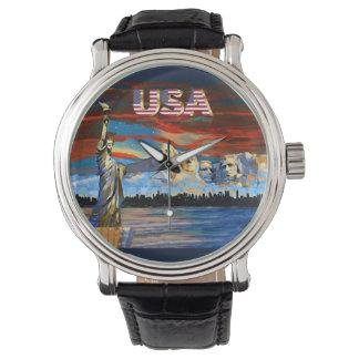 USA-Uhr Uhr