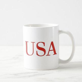 USA - USA-patriotischer Staatsangehöriger Kaffeetasse
